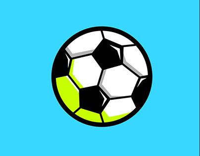 Soccer Theme T-shirt Graphics