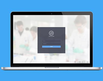 UI Medical Desktop App