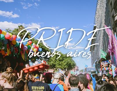 Pride Buenos Aires 2017