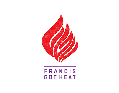 Francis Got Heat | Logo Design