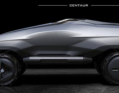 CENTAUR - SUPER RALLY CAR