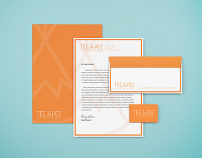 Rental Business Stationery