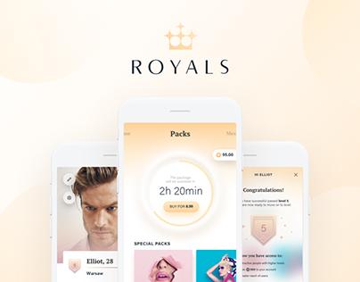 Royals App