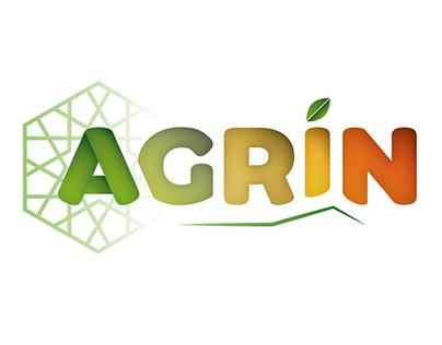 Rebranding AGRIN, 2019.