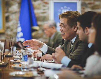 Reportage phog : WCO official meeting in Turkey
