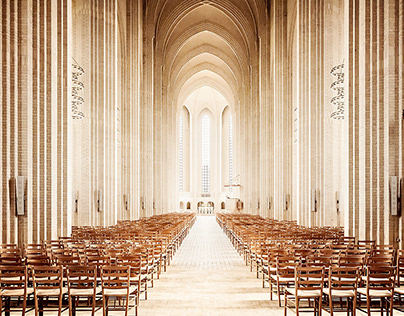 Grundtvig's Church Copenhagen