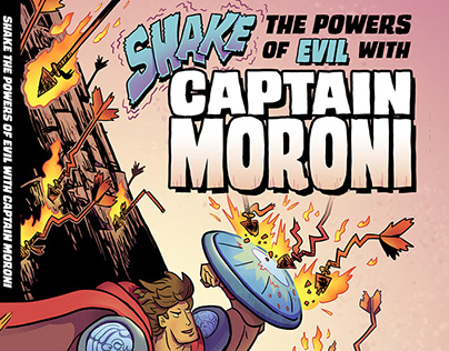 Shake the Powers of Evil with Captain Moroni