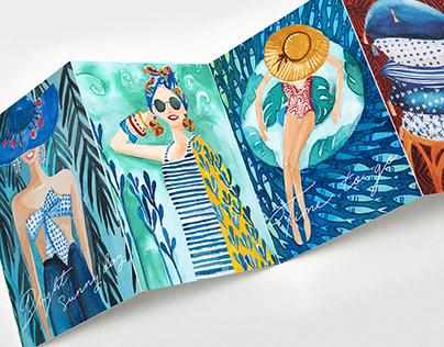 Yargıcı & Koruncuk Vakfı Postcard Design