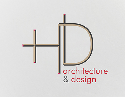 HD Architecture & Design Branding