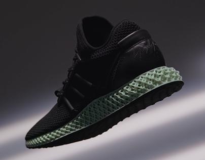 Adidas Y-3 Video Campaign