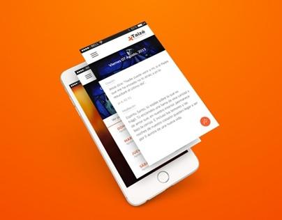 Taizé Readings App Proposal