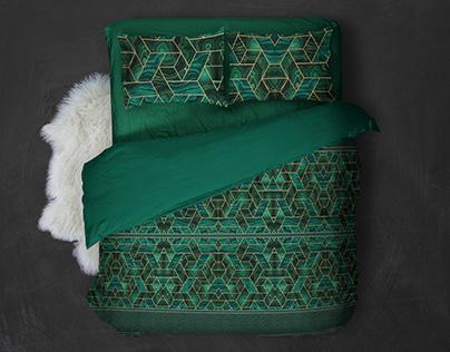 Bedding Graphic Design
