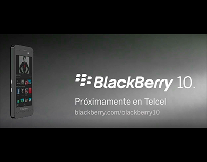 VIDEO-WALL BLACKBERRY