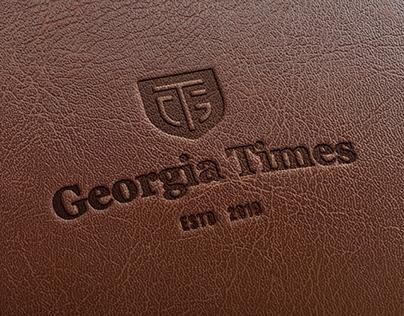 Georgia Times   Brand Identity   Apparel