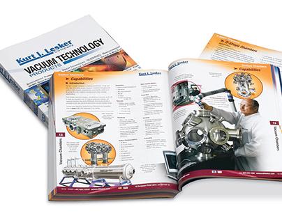 KJL Vacuum Technology Products Catalog