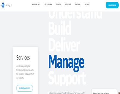 GE Digital Services
