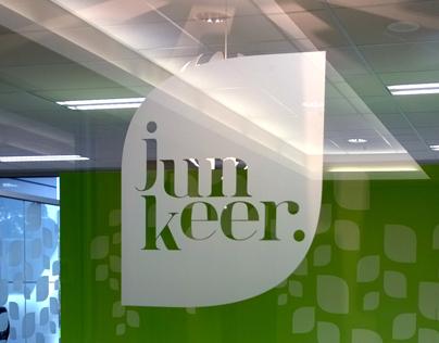 Design Junkeer Offices Melbourne