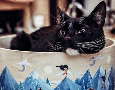 "Fedya & Drum ""Mountain Stories"""