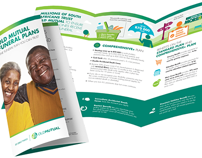 Old Mutual | Collateral Redesign