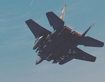QF-15 Night Eagle