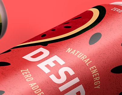 Desire Energy Drink