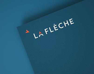 La Flèche - Brand Design