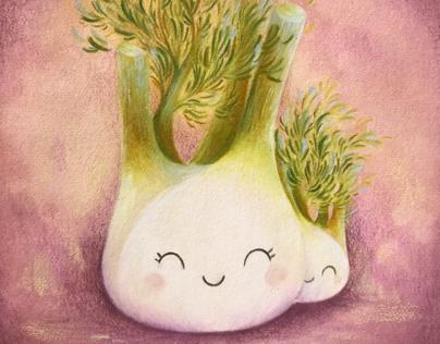 Little fennel