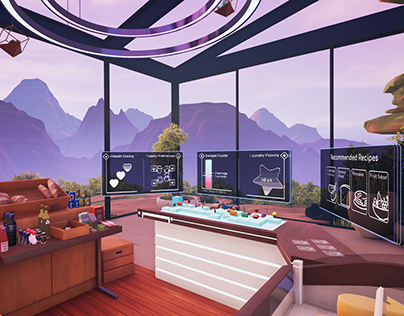 Future of Retail VR