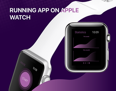 Running App on Apple Watch