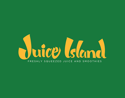 Juice Island Branding Project