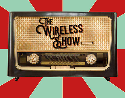 The Wireless Show Logo and Rebrand