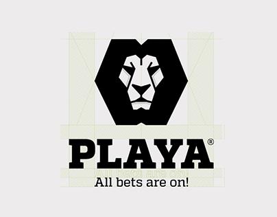 Playa Bets Corporate Identity