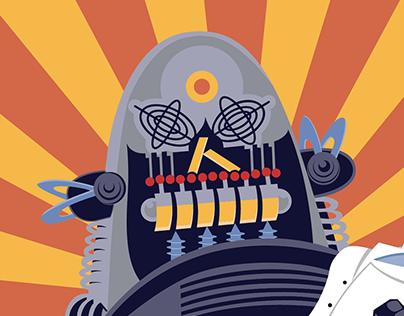 Gizmodo Animated Editorial Illustration