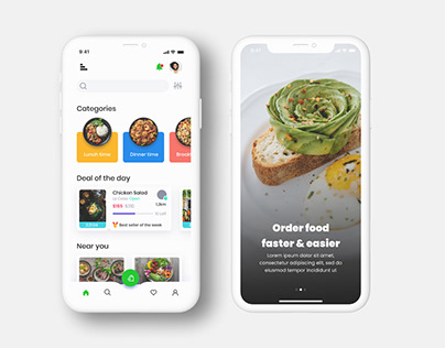 Food Delivey App