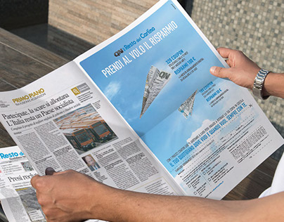 Quotidiano Nazionale | Campagna stampa