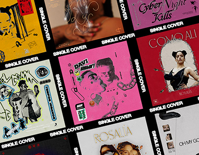 COVER ART COLLECTION / VOL. 1