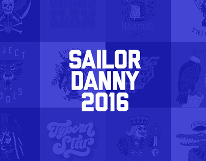Sailor Danny Illustration 2016