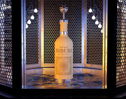 Biburi. Cosmic wine