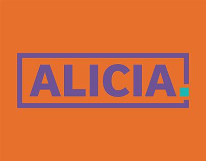 ALICIA - Album Artwork Re-Imagined