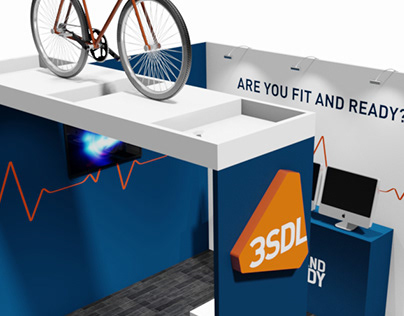 3SDL Exhibition Stand