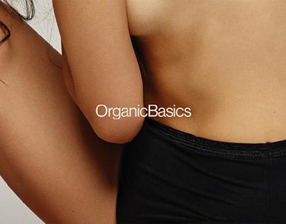 OrganicBasics - rebranding