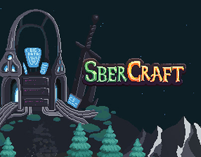 SberCraft game