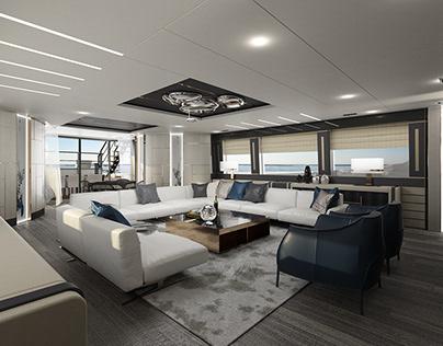 140 ft with Fulvio De Simoni Yacht Design