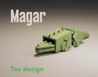 Magar: Toy Design