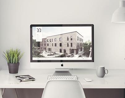 33 Architecture Website