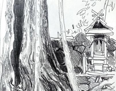 Sketchbook Japan 2015