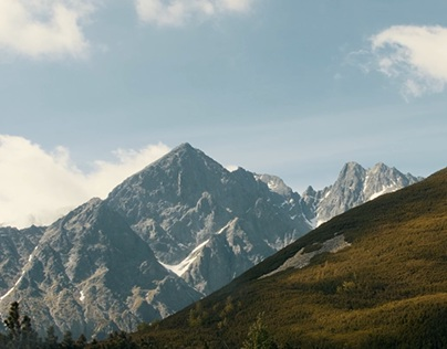 Walking on the sky - Tatra Mountains