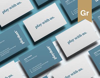 playdust | Branding