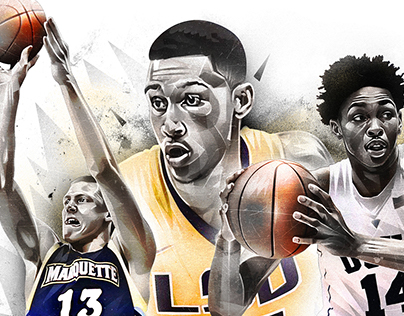 ESPN the magazine / Basketball