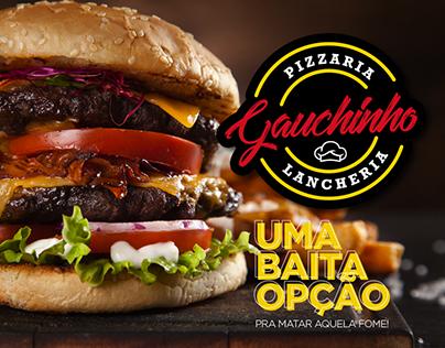 Gauchinho Pizzaria e Lancheria   Brand